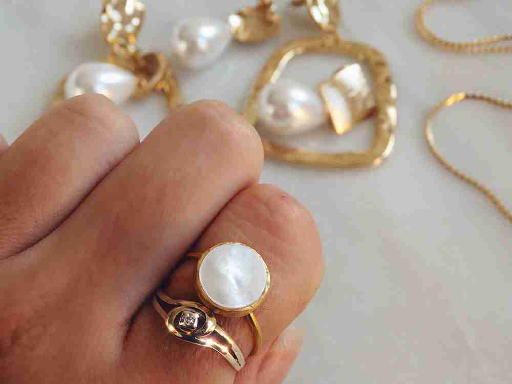 Artisan Story - These Gemstone Rings Are Forever