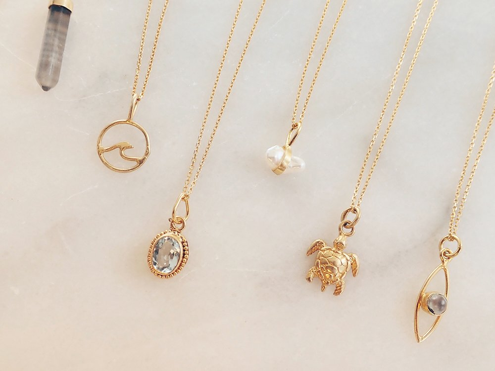Golden Glow - An Ethical Addition To Your Necklace Collection