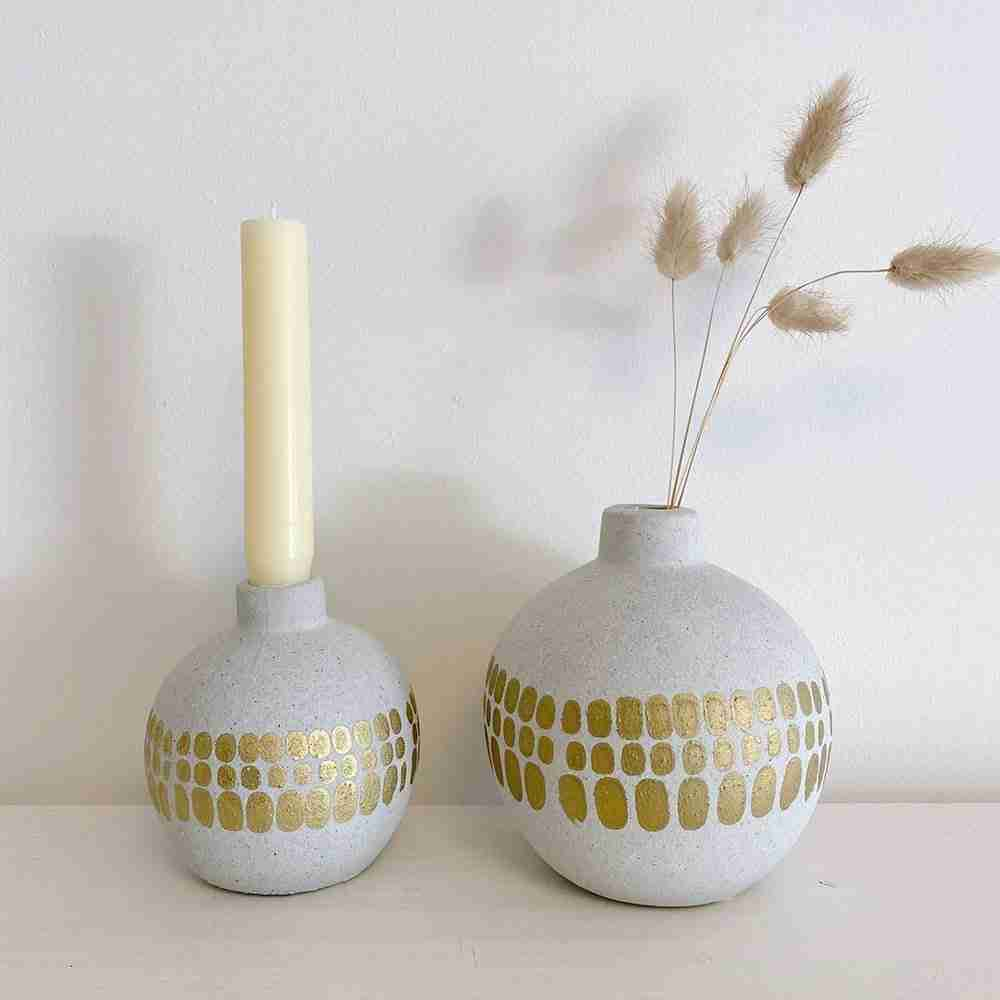 Cleanse Candle Holder